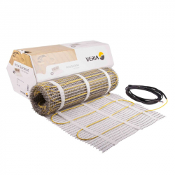 Мат нагревательный Veria Quickmat 150 225ВТ, 0,5*3м*1,5м2 (189B0160)