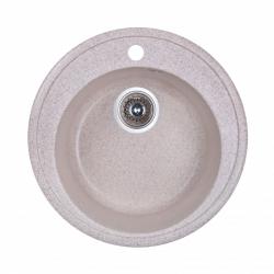Кухонная мойка Fosto D510 SGA-300, светло-бежевая (14010)