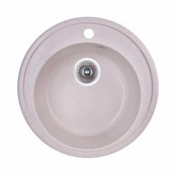 Кухонная мойка Fosto D510 SGA-800, бежевая (14026)