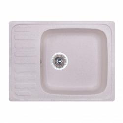 Кухонная мойка Fosto 64x49 SGA-800 светло-бежевая (14031)