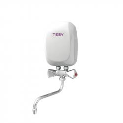 Водонагреватель электрический проточный Tesy 3,5 кВт со смесителем IWH 35 X02 KI