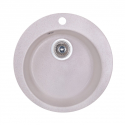 Кухонная мойка Fosto D470 SGA-800 светло-бежевая (15760)