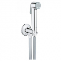 Гигиенический душ Grohe Tempesta-F 26358000 Trigger Spray с угловым вентилем (1 вид струи)