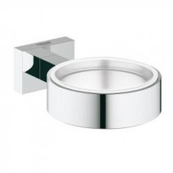 Держатель для стакана, мыльницы Grohe Essentials Cube (40508001)