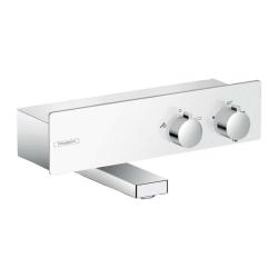 Термостат на два пользователя Hansgrohe ShowerTablet 350 ВМ (13107400) хром, белый