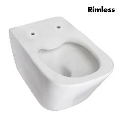 Унитаз подвесной Roca GAP Rimless (A34647L000)