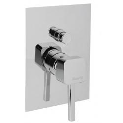 Смеситель для душа Bianchi KUBIK (INDKBK2010#CRM) с переключателем