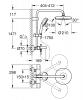 Душевая система с термостатом Grohe Tempesta Cosmopolitan System 210 26223001