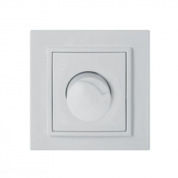 Диммер 600W Electro House Enzo белая EH-2115