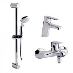 Набор смесителей для ванны Qtap Set CRM 35-311 (21802)