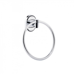 Держатель для полотенца кольцо GF (CRM)/S- 2904 (22583)
