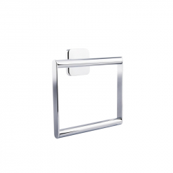 Держатель для полотенца кольцо GF (CRM)/S- 2704 (22666)