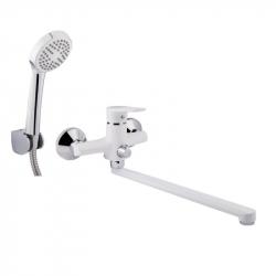 Смеситель для ванны Q-Tap Polaris WHI 005 NEW (24251)