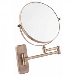 Зеркало косметическое Qtap Liberty ANT 1147, бронза