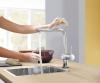 Смеситель для кухни Grohe Minta Touch сенсорный 31360001