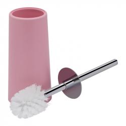 Туалетный ершик напольный Lidz (PIN) 121.05.11 розовый