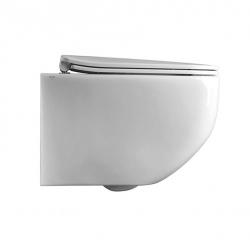 Унитаз подвесной AXA White Jam Norim, безободковый, белый (3312701)