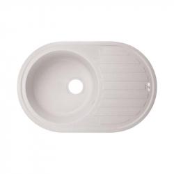 Кухонная мойка Lidz (COL-06) 780x500/200 бежевая (33690)