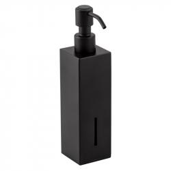 Дозатор для жидкого мыла Q-Tap Liberty BLM черный 1152-2