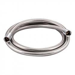 Шланг для душа Qtap Hadice PVC160C хром L-1,6м