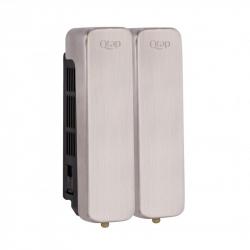 Дозатор для жидкого мыла двойной Qtap Dávkovač mýdla DM350CS2, 700ml