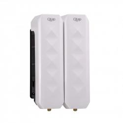 Дозатор для жидкого мыла двойной Qtap Davcovac mydla DM350WP2, 760ml