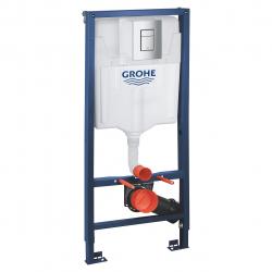 Инсталляция GROHE Rapid SL в сборе 3 в 1 38772001