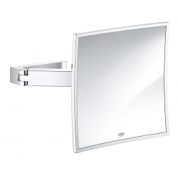 Зеркало косметическое Grohe Selection Cube (40808000)