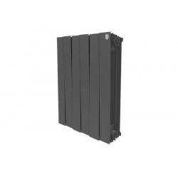 Радиатор отопления Royal Thermo PianoForte 500/Noir Sable - 12 секций (НС-1161562)