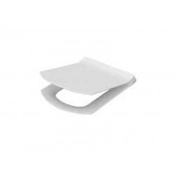 Сиденье с крышкой IDEVIT Vega для унитаза с функцией slow-closing 53-02-06-003