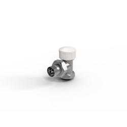 """Вентиль термостатический угловой для радиатора 1/2"""" Royal Thermo (НС-1050893)"""
