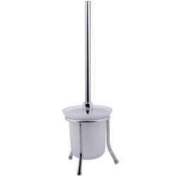 Туалетний йоржик підлоговий Potato P323 скляний (13273)