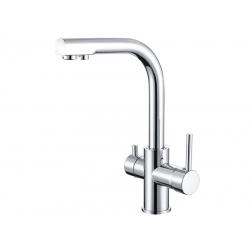 Смеситель кухонный ASIGNATURA Twin Standart с подключением питьевой воды 80540600