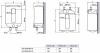 Водонагрівач електричний Tesy Compact Line 6 л. ТЕН 1,5 кВт (GCA 0615 M01 RC)
