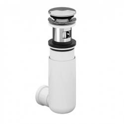 Донный клапан с сифоном Villeroy & Boch без перелива (921988)