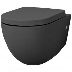 Унитаз подвесной чаша ArtCeram File 2.0 Rimless, серый (FLV004 15; 00)