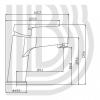 Смеситель для раковины Bianchi Bonny (LVBBON2002#SMCRM)