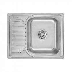 Кухонная мойка Imperial 5848 Satin из нержавеющей стали (16323)