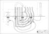 Смеситель для ванны на борт пятисекционный Bianchi Amelix (VSCAML110800#CRM)