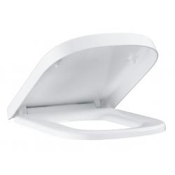 Сидение на унитаз с функцией Soft Closing Grohe Euro Ceramic 39330000