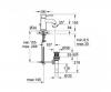 Смеситель для раковины Grohe BauClassic 23162000