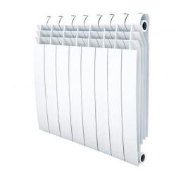 Радиатор отопления биметаллический Royal Thermo BiLiner 500 new/Bianco Traffico - 12 секций