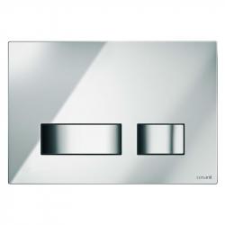 Кнопка сливная Cersanit хром (021638) для инсталляционных модулей Cersanit Hi-tec и Link