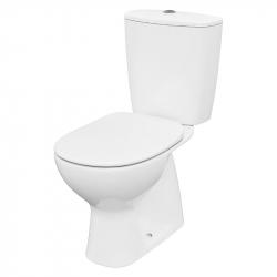 Унитаз-компакт напольный Cersanit Arteco Clean On 021 с сиденьем 063210