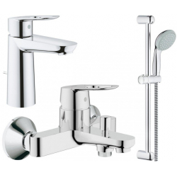 Набор смесителей для ванны Grohe BauLoop 123215M
