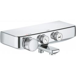Смеситель для ванны Grohe GRT SmartControl c термостатом 34718000