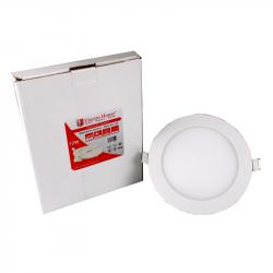 Светильник потолочный Electro House EH-LMP-1272 LED панель круглая 12W Ø 170мм