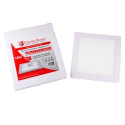 Светильник потолочный Electro House (EH-LMP-3401) LED панель квадратная 18W 225х225мм