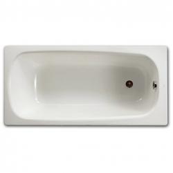 Ванна стальная Roca Contesa (A235860000+A291021000) 170*70см, белая с ножками