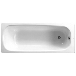 Ванна чугунная Roca CONTINENTAL (A21291300R) 150*70 см, белая